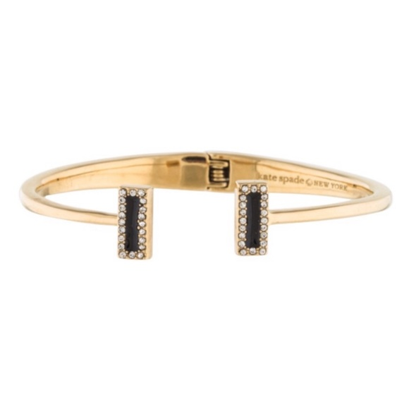 KATE SPADE • Raise The Bar Cuff Bracelet Bangle